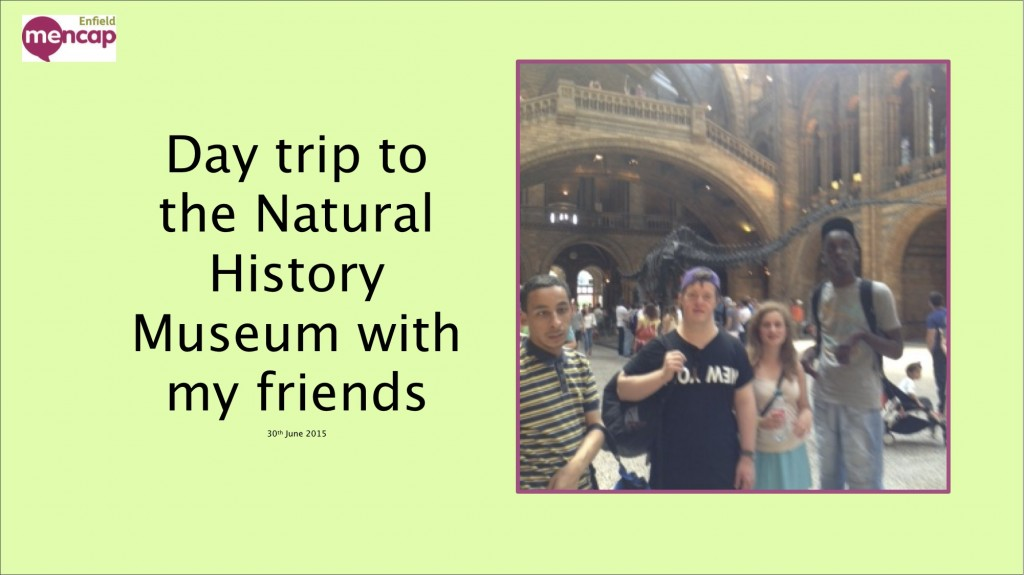 Day trip to the Natural History Museum
